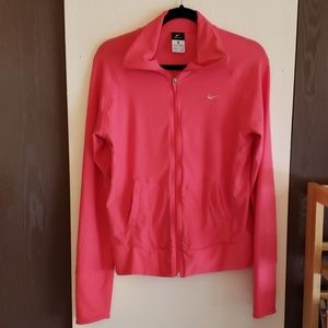 Nike dry fit jacket